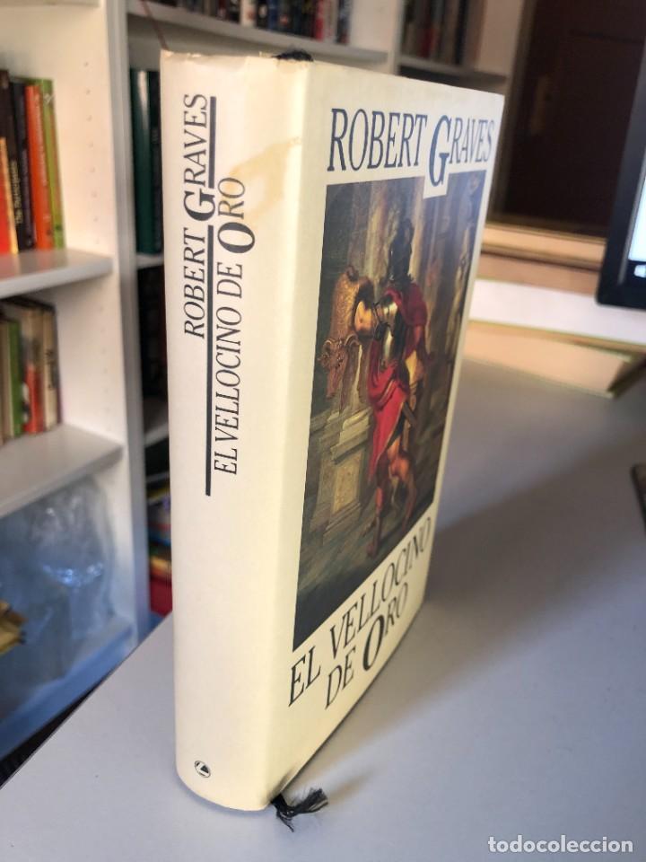 Libros de segunda mano: El vellocino de oro de Robert Graves - Foto 2 - 232467180
