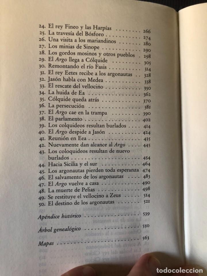 Libros de segunda mano: El vellocino de oro de Robert Graves - Foto 4 - 232467180