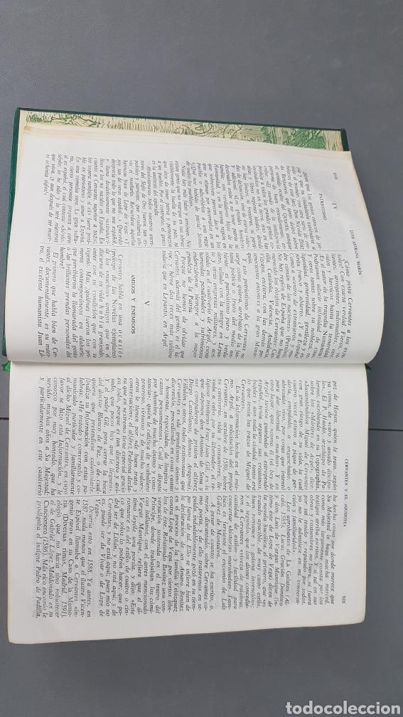 Libros de segunda mano: Libro de Don quijote de la Mancha. EdicionesCastilla,Madrid. Año 1947 - Foto 8 - 232797905