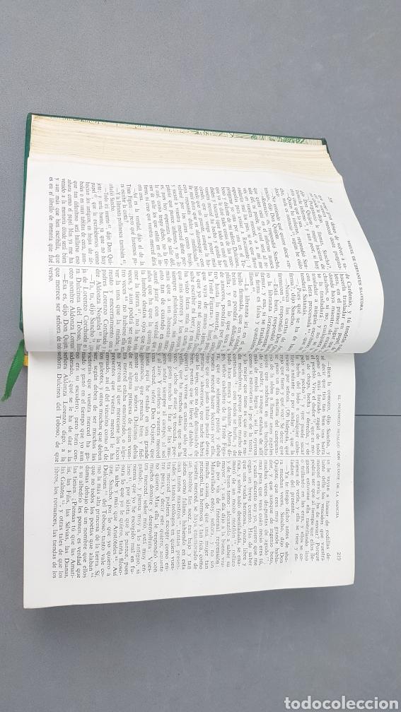 Libros de segunda mano: Libro de Don quijote de la Mancha. EdicionesCastilla,Madrid. Año 1947 - Foto 9 - 232797905