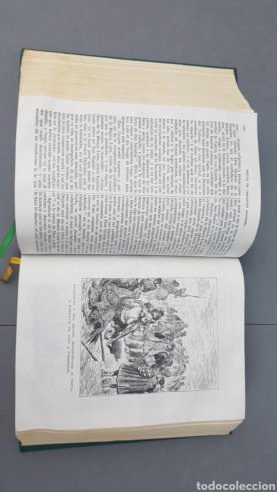 Libros de segunda mano: Libro de Don quijote de la Mancha. EdicionesCastilla,Madrid. Año 1947 - Foto 10 - 232797905