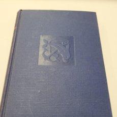 Libros de segunda mano: ALVARO CUNQUEIRO. UN HOMBRE QUE SE PARECIA A ORESTES. DESTINO PRIMERA EDICION. Lote 232929090