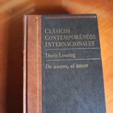 Libros de segunda mano: DE NUEVO, EL AMOR. DORIS LESSING.. Lote 232946581