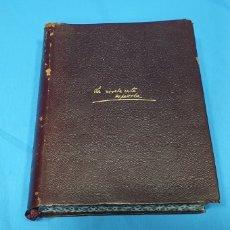 """Libros de segunda mano: LA NOVELA CORTA ESPAÑOLA - PROMOCIÓN DE """"EL CUENTO SEMANAN"""" ( 1901 - 1920 ) AGUILAR - MADRID 1952. Lote 233208465"""
