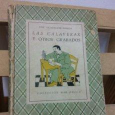 Livros em segunda mão: LAS CALAVERAS Y OTROS GRABADOS. JOSE GUADALUPE POSADA. EDITORIAL NOVA. Lote 233716085