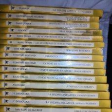 Libros de segunda mano: LOTE DE 33 LIBROS CLÁSICOS, EDITORIAL AUSTRAL. Lote 233725830
