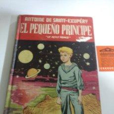 """Libros de segunda mano: EL PEQUEÑO PRINCIPE """" LE PETIT PRINCE"""" .ANTOINE DE SAINT-EXUPERY .1958 2EDICCION. Lote 233815150"""