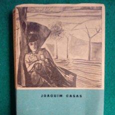 Libros de segunda mano: LIBRO DE JOAQUIN CASAS - DIARI DIARI D UN SOLDAT 1959 EDITOR ALBERTI. Lote 234307330