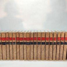 Libros de segunda mano: GRAN LOTE DE 20 OBRAS DE LOS CLÁSICOS CASTELLANOS. NOVELAS, POESÍA, TEATRO, ETC. 1974-1977. ESPASA-. Lote 235427840