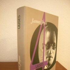 Libros de segunda mano: JAMES JOYCE: ULISES (LUMEN, 2000) MUY RARA ED. CONMEMORATIVA EN TAPA DURA. Lote 235572335