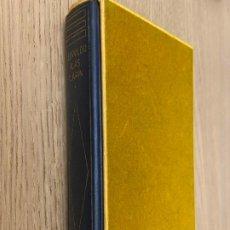 Libros de segunda mano: LEOPOLDO ALAS CLARÍN OBRAS I LA REGENTA CLASICOS PLANETA 1967 ESTUCHE. Lote 235596810