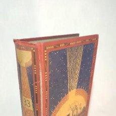 Libros de segunda mano: DAS NEUE UNIVERSUM. BAND, JAHRGANG 1912.. Lote 236019455