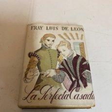 Libros de segunda mano: FRAY LUIS DE LEON. Lote 236177640