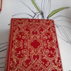 Libros de segunda mano: LA NOVELA PICARESCA ESPAÑOLA AGUILAR SERIE OBRAS ETERNAS LUJO MBE. Lote 236318540