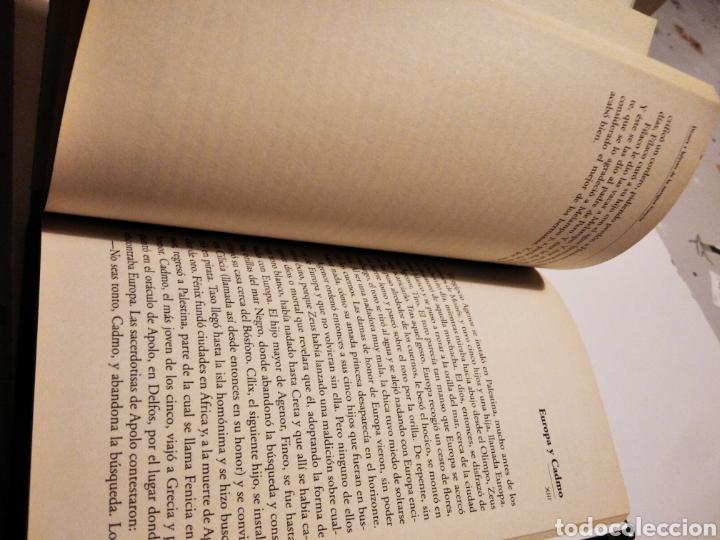 Libros de segunda mano: Dioses y héroes de la antigua Grecia - Foto 3 - 236628300