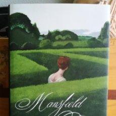 Libros de segunda mano: MANSFIELD PARK - JANE AUSTEN [ILUSTRADO] (GALAXIA CÍRCULO, 1ªED. 2014). Lote 236884010