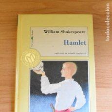 Libros de segunda mano: HAMLET- WILLIAM SHAKESPEARE-. Lote 236912735