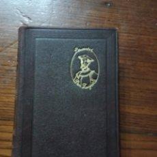 Libros de segunda mano: CERVANTES: EL INGENIOSO HIDALGO DON QUIJOTE DE LA MANCHA. COLECCIÓN JOYA DE AGUILAR, 1ª EDICIÓN 1939. Lote 238131460