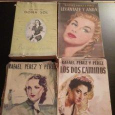 Libros de segunda mano: COLECCION RAFAEL PEREZ PEREZ. Lote 238347100