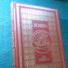 Libros de segunda mano: EDICION DE LUJO HOMERO LA ODISEA CLUB INTERNACIONAL DEL LIBRO. Lote 238572855
