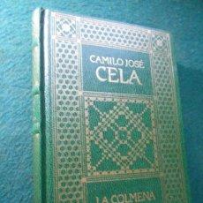 Libros de segunda mano: EDICION DE LUJO CAMILO JOSÉ CELA LA COLMENA CLUB INTERNACIONAL DEL LIBRO. Lote 238573030