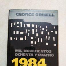 Libros de segunda mano: MIL NOVECIENTOS OCHENTA Y CUATRO, ILUSTRACIONES DE ANTONIO SAURA. Lote 239920400