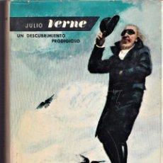 Libros de segunda mano: JULIO VERNE - EL MAESTRO ZACARIAS, MARTI PAZ - MOLINO 1963. Lote 240028770