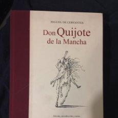 Libros de segunda mano: DON QUIJOTE DE LA MANCHA. SALVADOR DALÍ. PLANETA. Lote 240819635