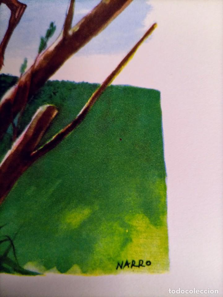 Libros de segunda mano: QUIJOTE - CERVANTES - JUVENTUD - 1958 - LITOGRAFIAS DE NARRO - COLECCIONISTAS - MARTIN DE RIQUER - Foto 10 - 240912005