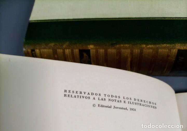 Libros de segunda mano: QUIJOTE - CERVANTES - JUVENTUD - 1958 - LITOGRAFIAS DE NARRO - COLECCIONISTAS - MARTIN DE RIQUER - Foto 16 - 240912005