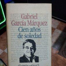 Libros de segunda mano: GABRIEL GARCÍA MÁRQUEZ CIEN AÑOS DE SOLEDAD. Lote 241096525