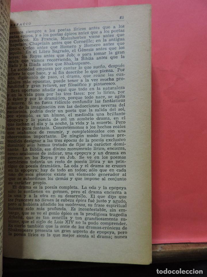 Libros de segunda mano: Cromwell. HUGO, Victor. 1ª Ed Espasa Calpe Colección Austral 1947 - Foto 3 - 241851530