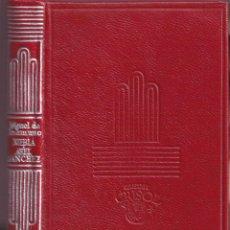 Libros de segunda mano: AGUILAR CRISOL Nº 151 - MIGUEL DE UNAMUNO - NIEBLA / ABEL SÁNCHEZ (1963). Lote 242095280