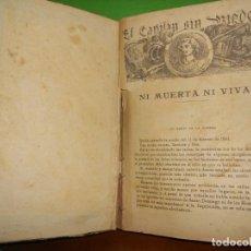 Libros de segunda mano: EL CAPITAN SIN MIEDO - 20 HISTORIAS - EN CUADERNO - ILUSTRADO EN NEGRO - TENGO + LIBROS. Lote 242109895
