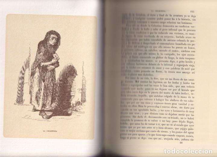 Libros de segunda mano: FACSIMIL - ESCENAS ANDALUZAS DE ESTEBANEZ CALDERÓN 1847 - EDICIÓN DE LUJO - Foto 3 - 242861265