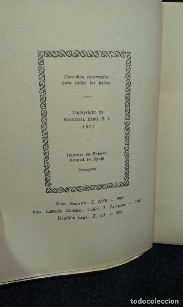 Libros de segunda mano: LOTE DE 3 LIBROS CLASICOS EBRO - Foto 2 - 243018185
