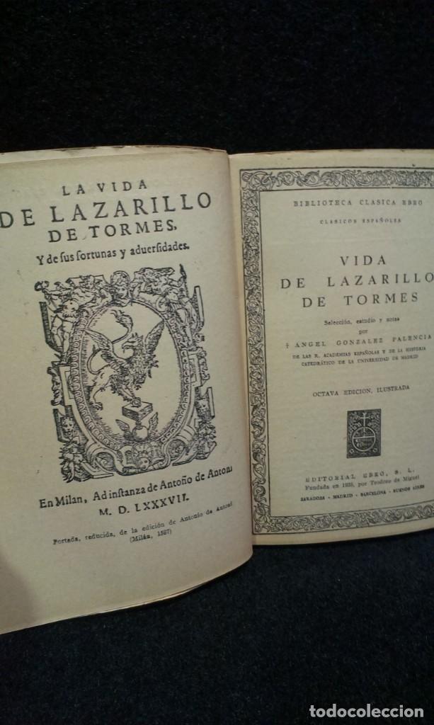 Libros de segunda mano: LOTE DE 3 LIBROS CLASICOS EBRO - Foto 3 - 243018185