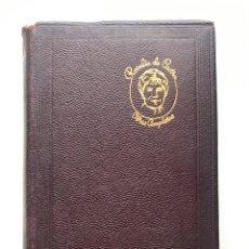 Libros de segunda mano: ENVÍO 8€. ROSALÍA DE CASTRO OBRAS COMPLETAS EDICIÓN AGUILAR 1960, MIDE 14X10X3,5CM 1590 PAG.. Lote 243132135