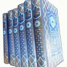 Libros de segunda mano: LAS MIL Y UNA NOCHES. COMPLETA 6 VOLUMENES. 1988 CLUB INTERNACIONAL DEL LIBRO. Lote 243203150