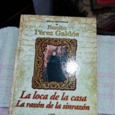 Libros de segunda mano: BENITO PÉREZ GALDOS. Lote 243464565