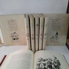 Libros de segunda mano: DON QUIJOTE DE LA MANCHA ILUSTRADO POR MINGOTE. Lote 243523340