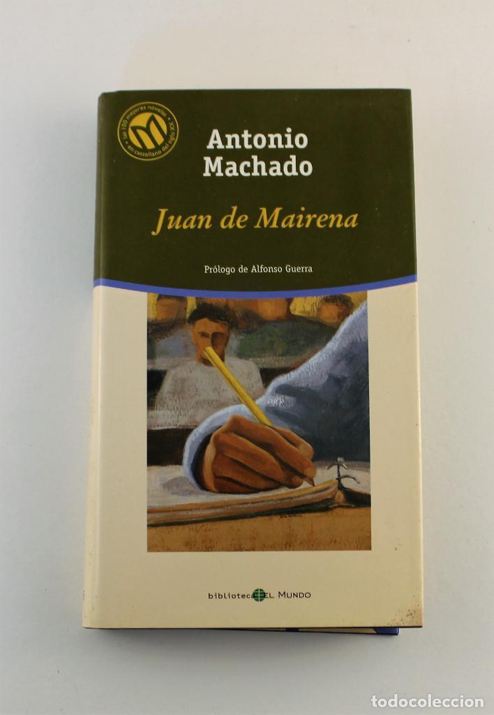 JUAN DE MAIRENA (Libros de Segunda Mano (posteriores a 1936) - Literatura - Narrativa - Clásicos)