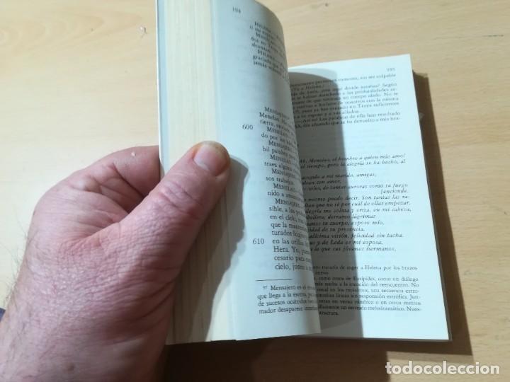 Libros de segunda mano: CUATRO TRAGEDIAS Y UN DRAMA SATIRICO / EURIPIDES / AKAL CLASICA / ES158 - Foto 11 - 243643505