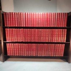 Libros de segunda mano: TREMENDA COLECCIÓN DE 91 NOVELAS. CRISOL LITERARIO. INCLUYE MUEBLE EXPOSITOR. AGUILAR. 1969.. Lote 243987350