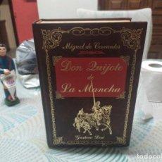 Libros de segunda mano: DON QUIJOTE DE LA MANCHA.- EDIMAT LIBROS 1998 MIREN FOTOS. Lote 244441630