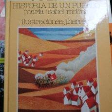 Libros de segunda mano: HISTORIA UN PUEBLO POR MARÍA ISABEL MOLINA EDITORIAL DONCEL. Lote 244498735