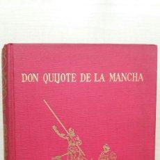 Libros de segunda mano: EL INGENIOSO HIDALGO DON QUIJOTE DE LA MANCHA. CERVANTES. PEREZ DEL HOYO, 1970. ILUSTRACIONES DORE.. Lote 244512490