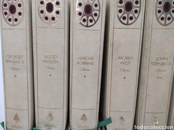 Libros de segunda mano: Lote 19 libros colección editorial Marín años 60/61 - Foto 2 - 244517025