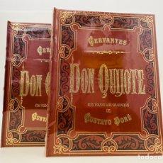 Libros de segunda mano: DON QUIJOTE DE LA MANCHA DORÉ. Lote 244545875