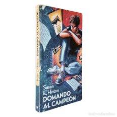 Livros em segunda mão: DOMANDO AL CAMPEÓN / CÍRCULO DE LECTORES 1992 SUSAN E. HINTON. Lote 244692450
